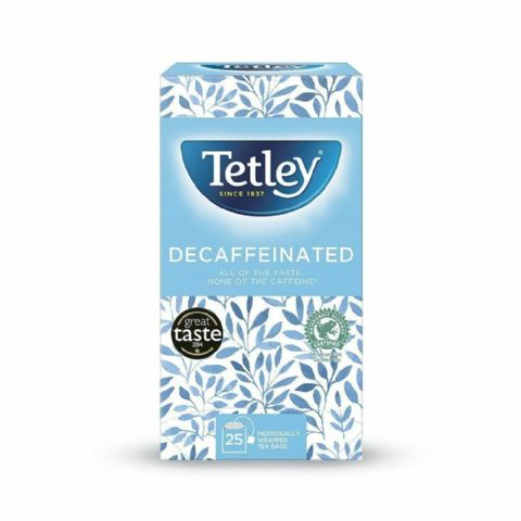 Tetley Herbal Tea - Decaffeinated